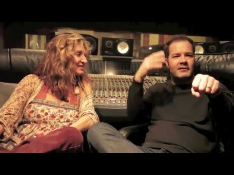 Maylee Thomas & Jon Christopher Davis - studio interview (part 1)