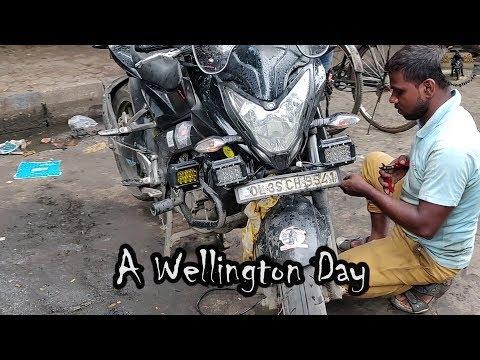 Смотрите сегодня видео новости Bike Modification in Wellington Kolkata на  онлайн канале Russia-Video-News Ru
