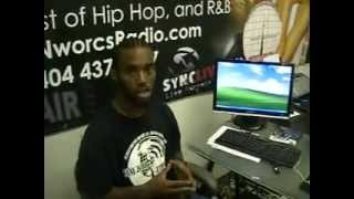 "How To Build An Internet Radio Station - @atlwebradio by Jamal Whited ""Internet Radio King"""