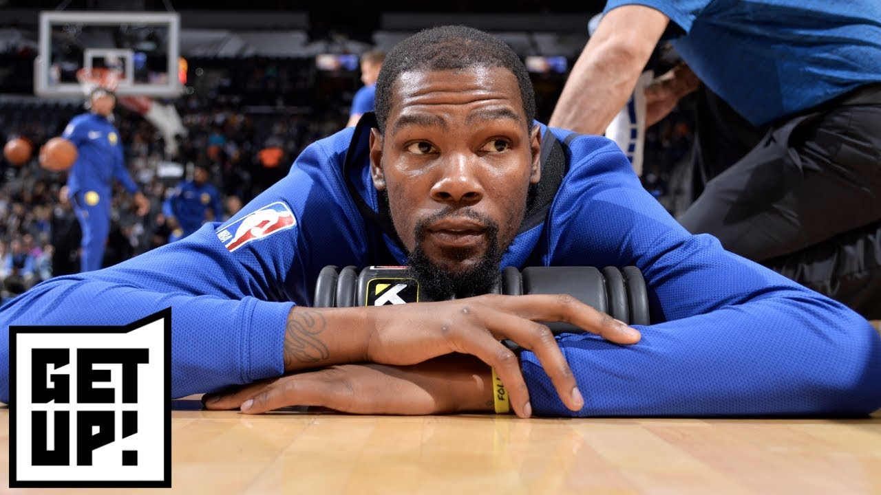 Draymond Green drama will not influence Kevin Durant's free agency – Stephen A. | Get Up!