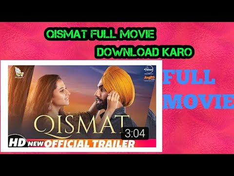Download QISMAT FULL MOVIE FREE DOWNLOAD KARO