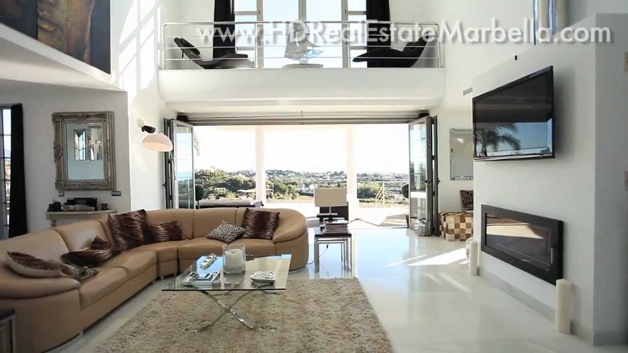 Luxury Villa For Sale In Los Flamingos Marbella Spain