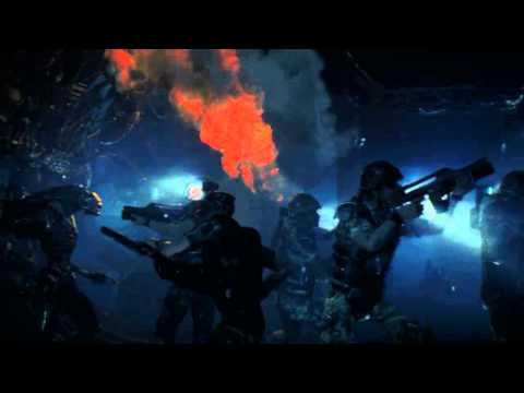 Aliens- Colonial Marines Contact Trailer