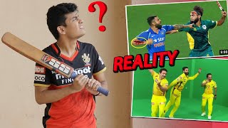 Behind The Scenes Reality of Cricket | IPL Ads