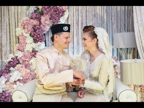 Wedding : Solemnization of Julia Ziegler & Johan