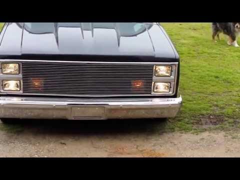 82 Chevy 600 HP Truck