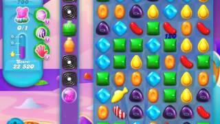 Candy Crush Soda Saga Level 700 - NO BOOSTERS