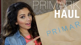Primark Haul | July 2014 | Kaushal Beauty Thumbnail