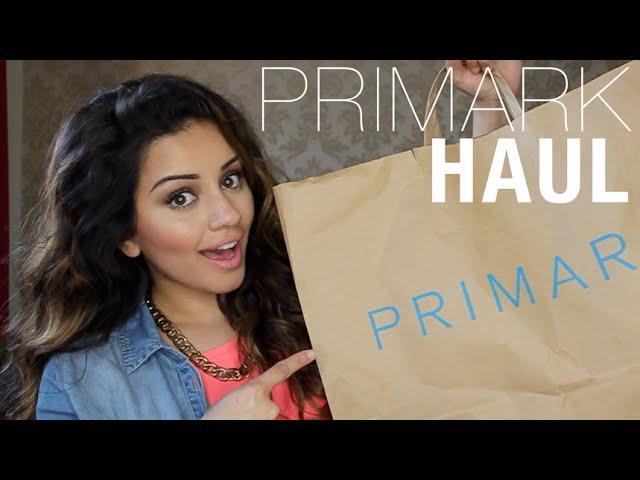 Primark Haul | July 2014 | Kaushal Beauty