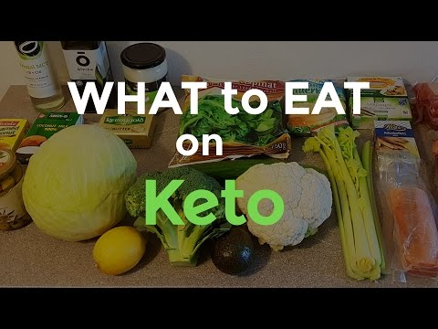what-to-eat-on-the-ketogenic-diet-|-our-keto-food-staples