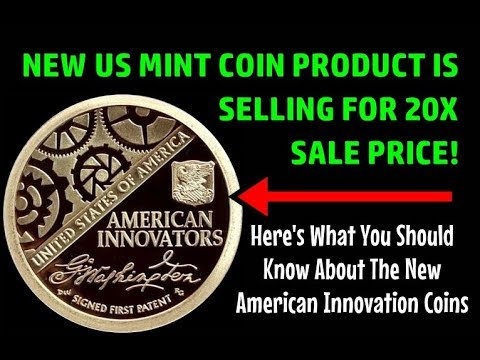 New Dollar Coin Selling For 20x Original Sale Price!  Will The US Mint Make More??