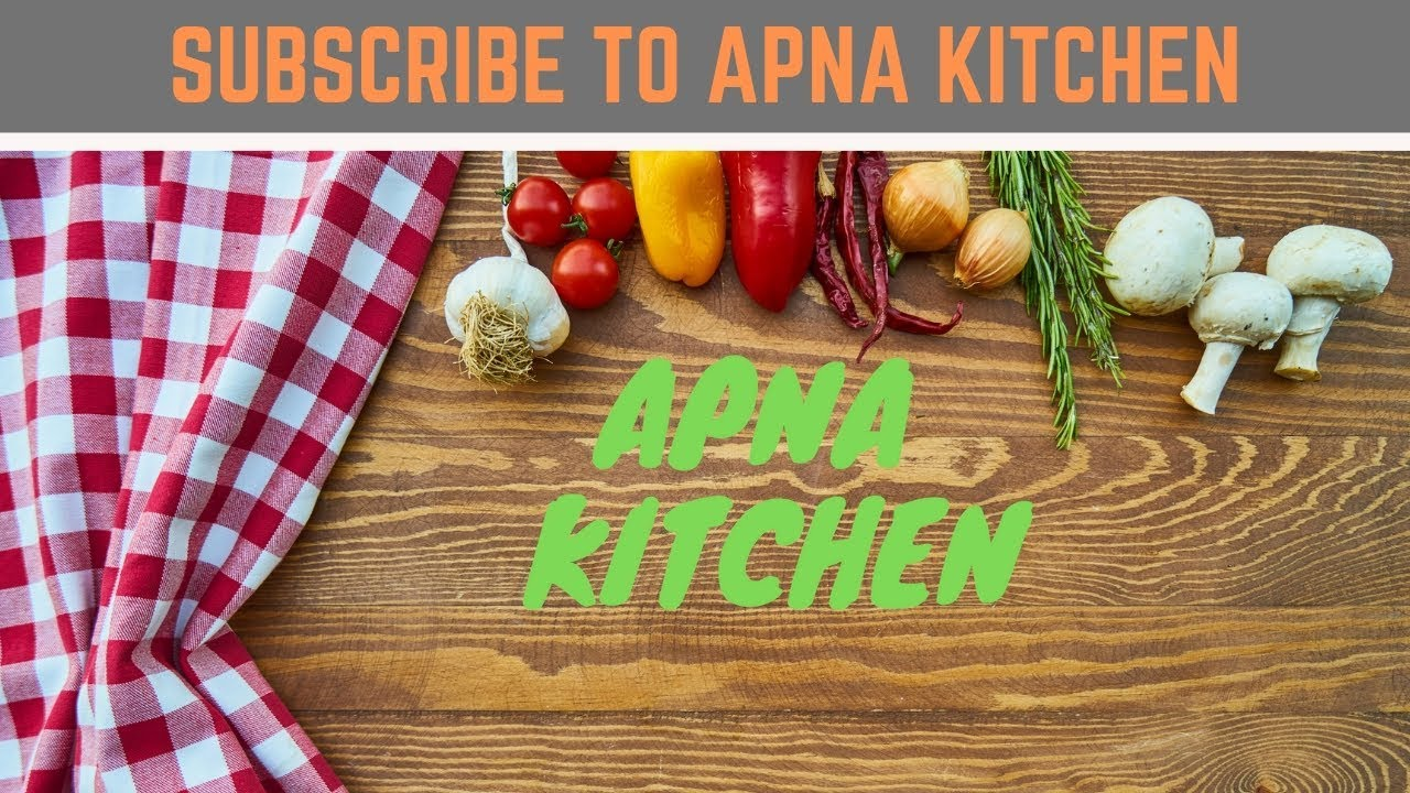 Intro of Apna Kitchen Channel By Apna
