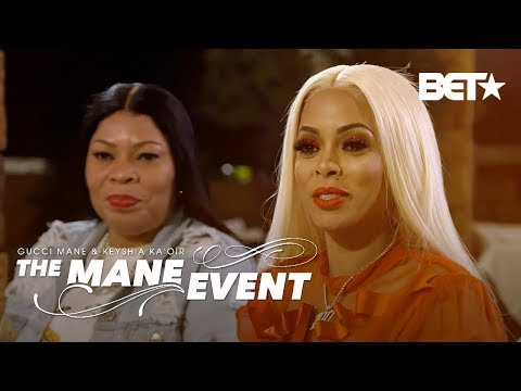 Shekinah Continues To Stir The Pot With Amina | The Mane Event