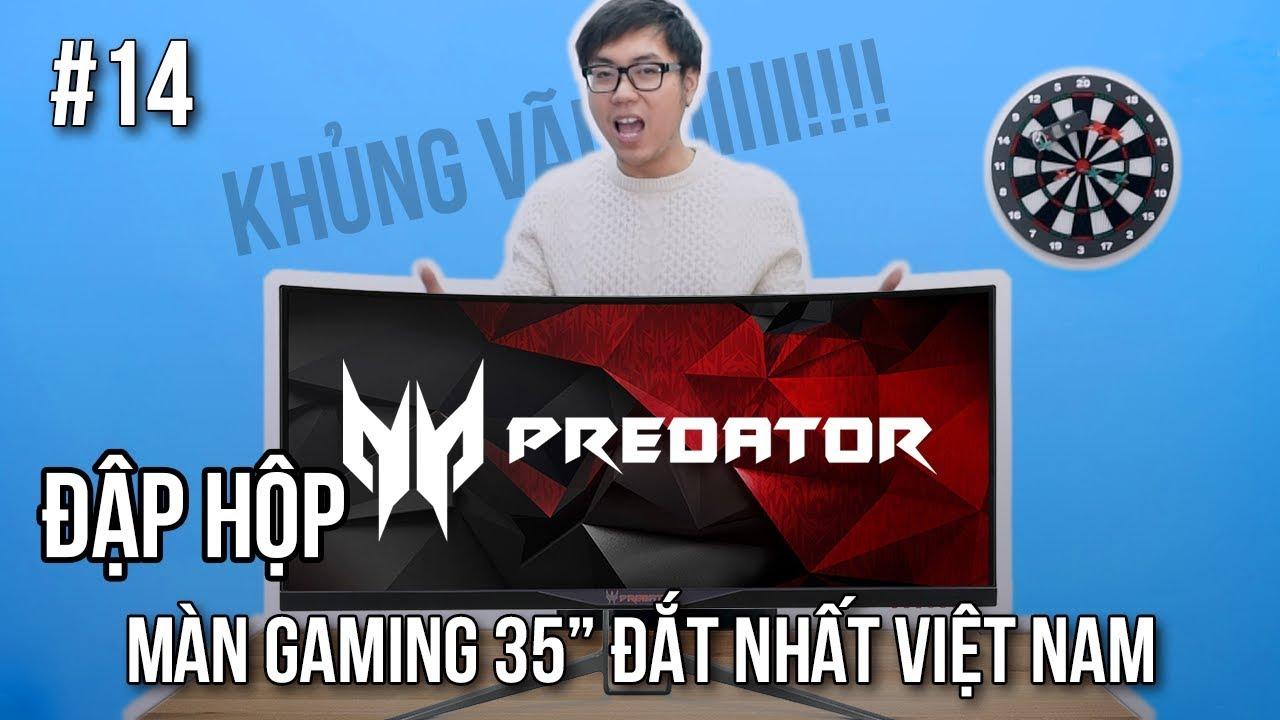 ACER Predator Z35P -  Quái vật Gaming 35 inch ĐẮT nhất Việt Nam  | TNC Channel #14