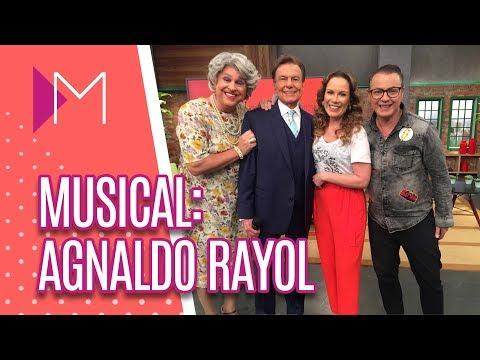 Agnaldo Rayol - Mulheres (21/08/2018)
