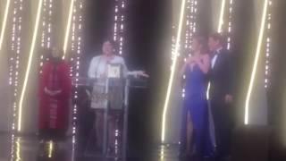 "Festival du Cannes Best Actress Jaclyn Jose "" MàRosa """