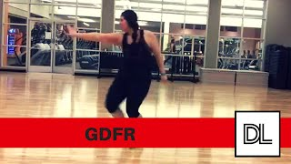GDFR by Flo Rida || Easy, original routine for hip hop, dance fitness or Zumba class