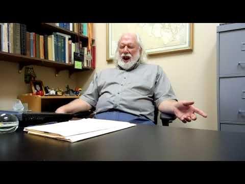 John Lomax interviewed by Hailee Loughman