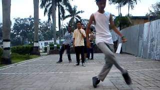 DougieSwag Medan freestyle session part 2
