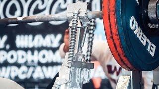 """Станислав Горячев параолимпийский жим 190 кг. """"Железный кулак параолимпийского жима."""""""