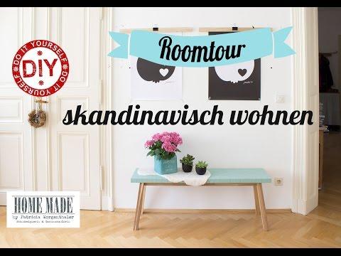 How to: Roomtour I Mein skandinavisches Wohnzimmer I Dekohaul I Deko Inspirationen