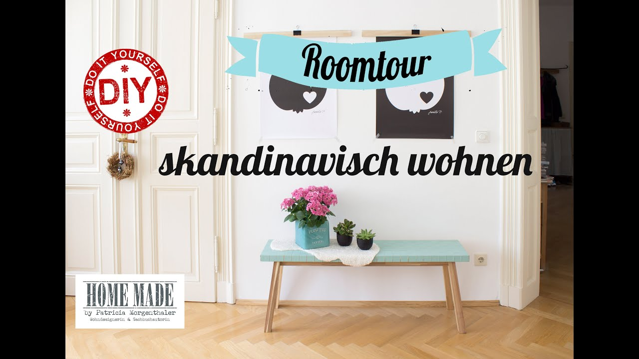how to roomtour i mein skandinavisches wohnzimmer i dekohaul i deko inspirationen youtube. Black Bedroom Furniture Sets. Home Design Ideas