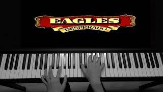 감성적인 독수리형님들의 피아노로 들어도 좋은 편안한 음악 ! 데스페라도 피아노 연주 !