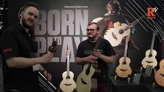 Sheeran Guitars by Lowden NAMM 2019