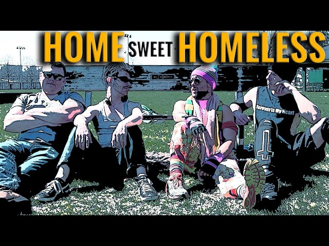 The Following Announcement - Home Sweet Homeless