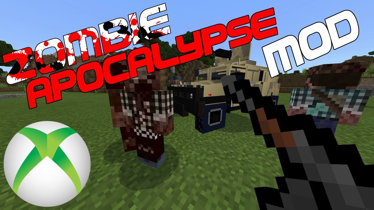How to Install The Zombie Apocalypse Mod in Minecraft Xbox One