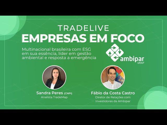 Live com a Ambipar (AMBP3)