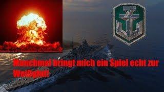 World of Warships:  Ich Rage komplett!!