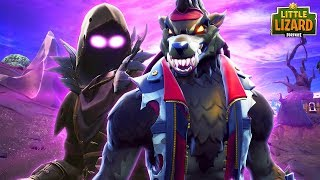 DIRE AND RAVEN TEAM UP! *NEW SEASON 6* - FORTNITE SEASON 6 SHORT FILMS