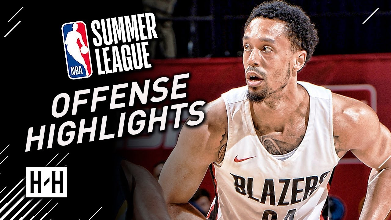john-jenkins-full-trail-blazers-offense-highlights-at-2018-nba-summer-league