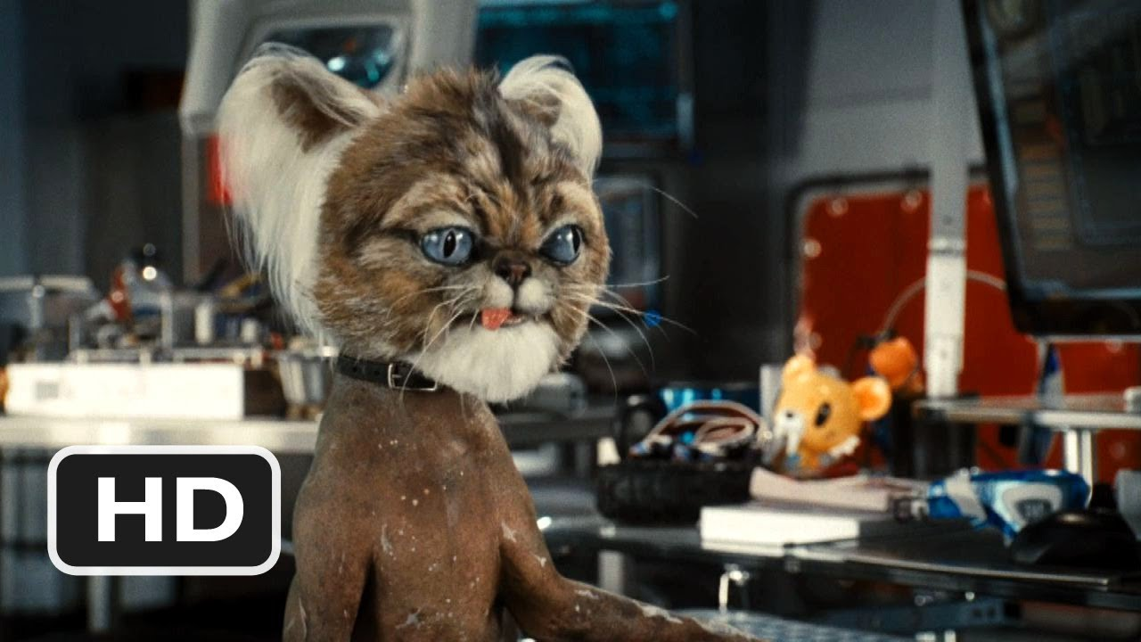 Cats \u0026 Dogs The Revenge of Kitty Galore 3 Movie CLIP , The Tech  Specialist (2010) HD