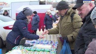 Россия 24. Вести Марий Эл 27 01 2017