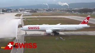 Boeing 777-300ER - Welcome to the fleet | SWISS