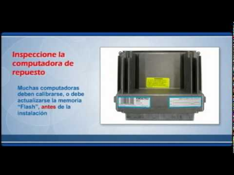 Reemplazo De Computadora De Ecm  Pcm  Ecu - Spanish