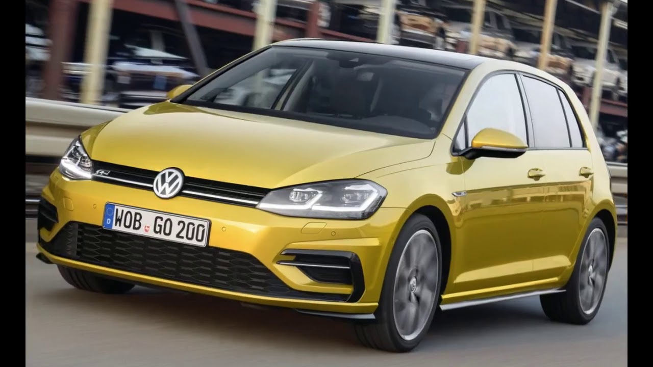 2018 Vw Golf R Usa Release Date And Specs