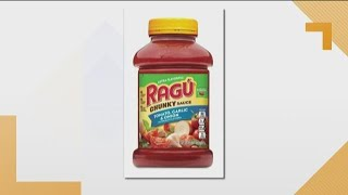 Ragu recalls some pasta sauces