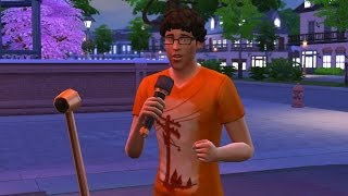 The Sims 4 - My Comedy Routine [8]