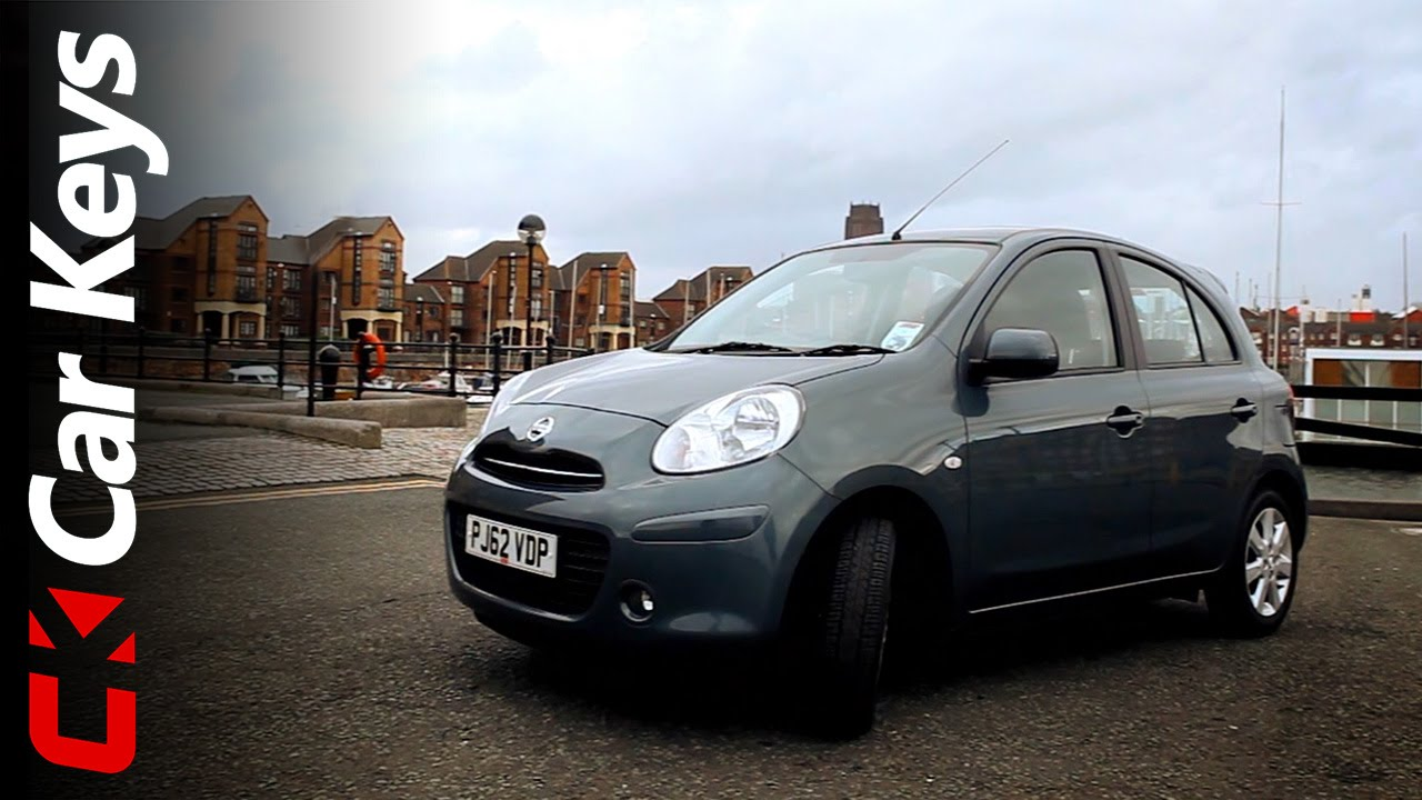 Nissan Micra Nissan Micra 2013 Review - Car Keys - Youtube