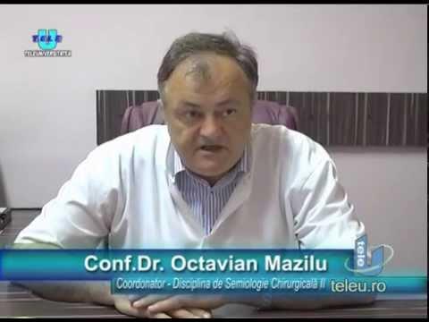 TeleU: Disciplina de Semiologie Chirurgicala II