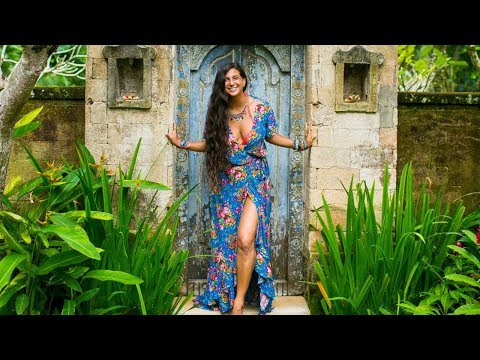 House Tour in Bali