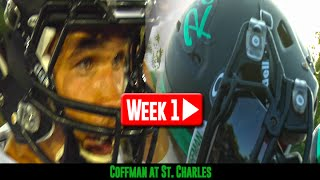 HS Football: Dublin Coffman at St. Charles [8/29/14]