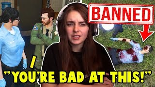 Almost BANNED from GTA RP?!