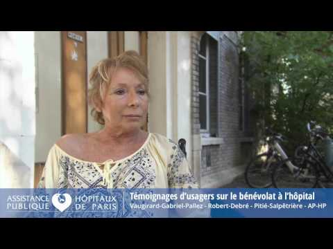 Bénévolat dans les hôpitaux de l'AP-HP : témoignages d'usagers