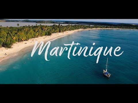 MARTINIQUE DRONE VIDEO 2018