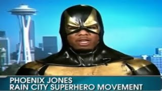 The Legend of a Real Superhero Named Phoenix Jones
