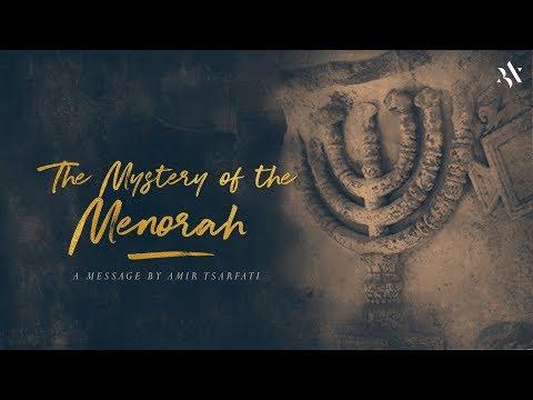 Amir Tsarfati: The Mystery Of The Menorah